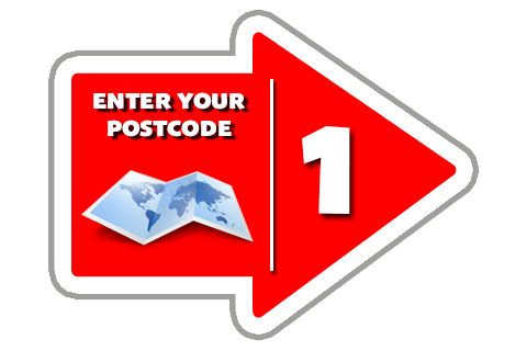 Enter your postcode