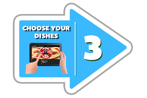 Choose your dishes