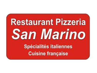 Logo of restaurant San Marino