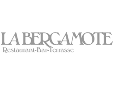 Logo of restaurant La Bergamote