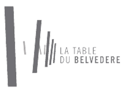 Logo of restaurant La Table du Belvedere