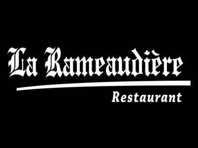 Logo de La Rameaudiere