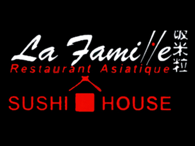 Logo of restaurant La Famille