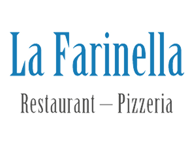 Logo of restaurant La Farinella
