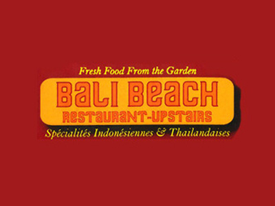 Logo of restaurant Maharaja Bali Beach