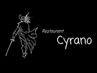 Logo of restaurant Cyrano