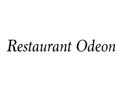 Logo of restaurant Odeon