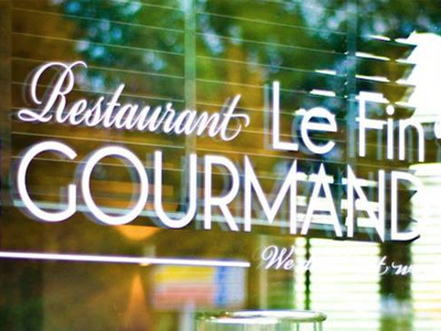 Logo of restaurant Le Fin Gourmand