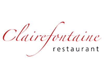 Logo of restaurant Clairefontaine