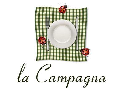 Logo of restaurant La Campagna