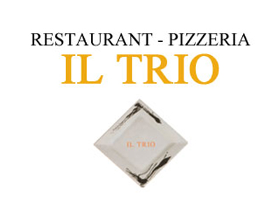 Logo of restaurant Il Trio
