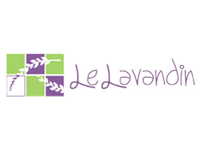 Logo of restaurant Le Lavandin
