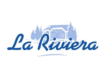 Logo de LA RIVIERA