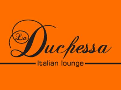 Logo of restaurant La Duchessa