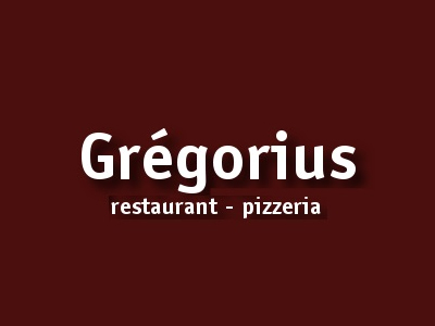 Logo of restaurant Gregorius