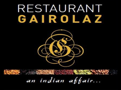 Logo of restaurant Gairolaz