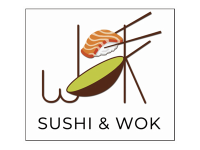Logo of restaurant Sushi & Wok