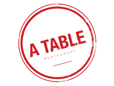 Logo of restaurant A Table