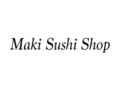 Logo of restaurant Maki Sushi Shop