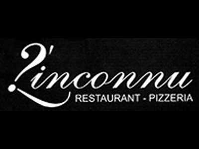 Logo of restaurant L'Inconnu
