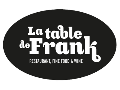 Logo of restaurant La Table de Frank