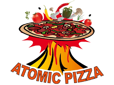Logo of restaurant Atomic Pizza