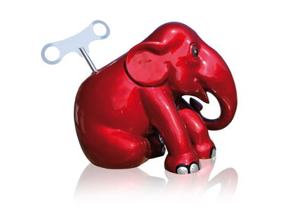 Logo of restaurant L'Elephant Rouge