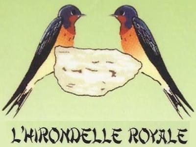 Logo de L'Hirondelle Royale