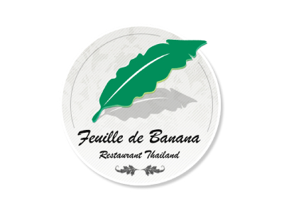 Logo of restaurant Feuille de Banana