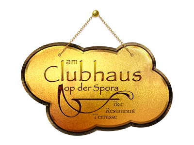 Logo of restaurant Am Clubhaus