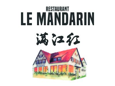 Logo de Le Mandarin