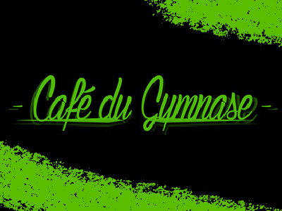 Logo of restaurant Café du Gymnase