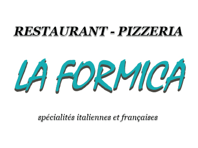 Logo of restaurant La Formica