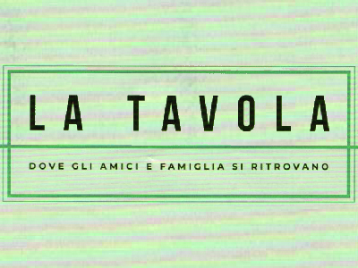 Logo of restaurant La Tavola