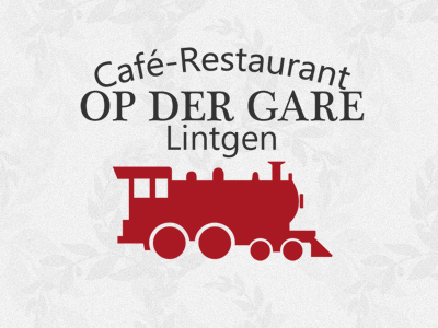 Logo of restaurant Op der Gare
