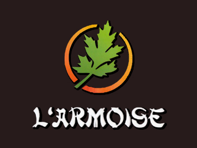 Logo of restaurant L' Armoise