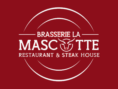 Logo of restaurant La Mascotte