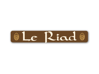 Logo of restaurant Le Riad