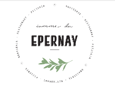 Logo of restaurant Pizzeria d'Epernay